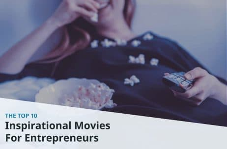 Top 10 business movies and inspiring movies for entrepreneurs